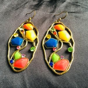 ✨3 for $35✨ Colorful Drop Earrings